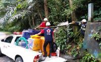 Air Bersih untuk Warga Terdampak Banjir Bandang Bolaang Mongondow