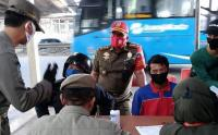 35 Pelanggar PSBB Kena Sanksi Petugas Gabungan OK PREND