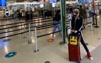 Farah Quiin Unggah Foto Sepinya Bandara San Fransisco