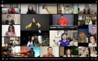 Musisi Tanah Air Persembahkan Lagu untuk Peduli Sesama di Tengah Pandemi