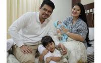 Intip Keharmonisan Keluarga Bobby Nasution dan Kahiyang Ayu