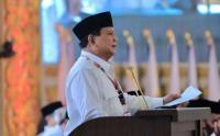 Prabowo Terpilih Kembali Menjadi Ketum Partai Gerindra