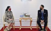 Silaturahmi AHY dan Puan Maharani Bahas Pilkada 2020 dan Penanganan Covid-19