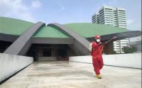 Jelang Rapat Paripurna Terbuka Tahun 2020, Kawasan Gedung DPR/MPR Disemprot Disinfektan