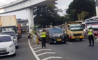 Underpass Tol Tomang Diberlakukan Buka Tutup Urai Kemacetan