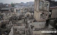 Kebakaran di Tambora, 974 Warga Terpaksa Mengungsi
