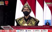 Mengenal Baju Adat Suku Sabu NTT yang Dipakai Presiden Jokowi di Sidang Tahunan MPR