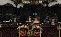 Pidato Puan Maharani di Sidang Tahunan MPR
