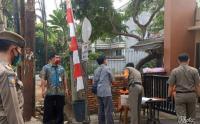 Operasi Tibmask di Jalan Kalisari III Pasa Rebo