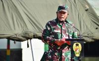 Apel Pengecekan Kesiapan Operasi Mobile Yonif Raider 400 BR