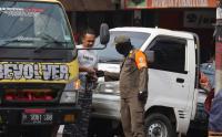 Operasi Tibmask di Pasar Kebayoran Lama