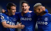 Everton Bantai Sepuluh Pemain West Brom di Laga Kedua Liga Inggris 2020-2021
