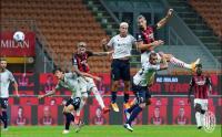 AC Milan Benamkan Bologna di San Siro