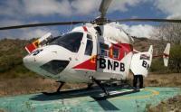 BNPB Efektifkan Penggunaan Helikopter pada Penanganan Covid-19