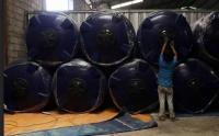 Produksi Tangki Air saat Pandemi Tidak Goyah