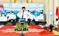 Presiden Buka Muktamar IV Parmusi Tahun 2020