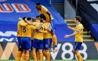 Everton Curi Poin Penuh dari Markas Crystal Palace