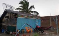 Angin Kencang Sebabkan 34 Rumah Rusak di Aceh Tenggara