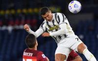 Juventus Ditahan Imbang AS Roma di Stadion Olimpico
