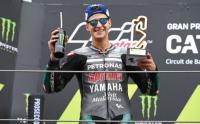 Fabio Quartararo Tercepat di Catalunya
