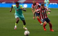 Atletico Madrid Berpesta Gol di Markas Granada