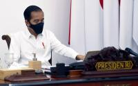 Presiden Jokowi Pimpin Ratas Laporan Komite Penanganan Covid-19 dan Pemulihan Ekonomi Nasional