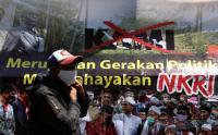 Hadang Silaturahmi KAMI Jawa Timur