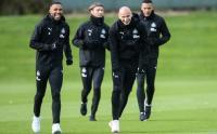 Latihan Newcastle United Jelang Laga Kontra Newport County