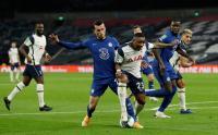 Tottenham Singkirkan Chelsea dari Ajang Piala Liga Inggris 2020-2021