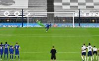 Drama Adu Pinalti Tottenham vs Chelsea