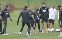 Intip Latihan Pemain Man United Jelang Laga Kontra Brighton
