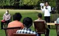 Presiden Jokowi Serahkan Bantuan Modal Kerja di Istana Kepresidenan Bogor