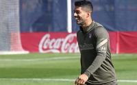 Latihan Pemain Atletico Jelang Laga Kontra Huesca