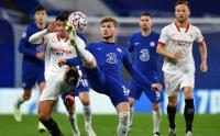 Chelsea vs Sevilla Berakhir Skor Kacamata