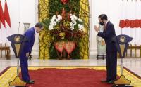 Presiden Jokowi dan PM Suga Sepakati Tiga Hal Kerja Sama Bilateral Kedua Negara