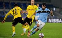 Lazio Permalukan Borussia Dortmund 3-1