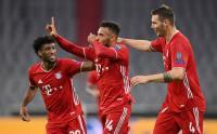 Bayern Munchen Hajar Atletico Madrid 4-0