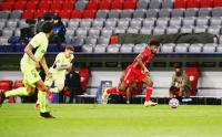 Aksi Kingsley Coman Borong Dua Gol ke Gawang Atletico Madrid
