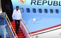 Presiden Jokowi Bertolak Menuju Provinsi Sulawesi Tenggara