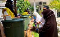 Universitas Indonesia Edukasi PHBS ke Anak-Anak Yatim
