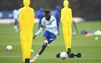 Chelsea Jalani Latihan Jelang Kontra Manchester United