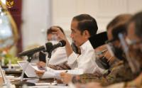 Presiden Jokowi Pimpin Ratas Rencana Pengadaan dan Pelaksanaan Vaksinasi