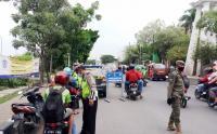 Upaya Pencegahan Penyebaran Covid-19, Sat Lantas Jaktim Gelar Operasi Yustisi Protokol Kesehatan