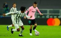 Barcelona Taklukkan Juventus 2-0 di Liga Champions