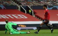 Rashford Hattrick saat Manchester United Libas Leipzig 5-0