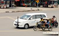 Transportasi Bentor Masih Jadi Andalan Masyarakat Aceh