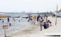 23 Ribu Wisatawan Padati Ancol saat Libur Panjang