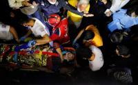 Evakuasi Korban Gempa Magnitudo di Turki