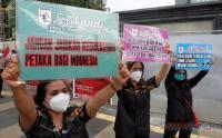 Srikandi Pekat Indonesia Bersatu Desak Polisi Usut Video Syur Artis GA