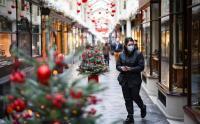 Hiasan Natal Mulai Semarak di London